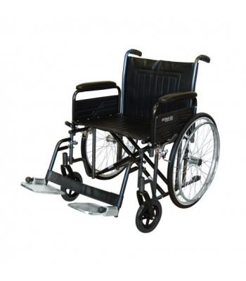 Roma Medical 1473 Heavy Duty Self-Propelled Wheelchair