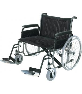 Roma Medical 1473X Heavy Duty Self-Propelled Wheelchair