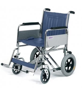 Roma Heavy Duty Car Transit Wheelchair