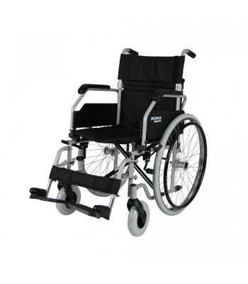 Roma Medical Avant Steel Self-Propelling Wheelchair