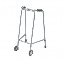 Roma 2013/ELC Narrow Lightweight Walking Frame with Wheels