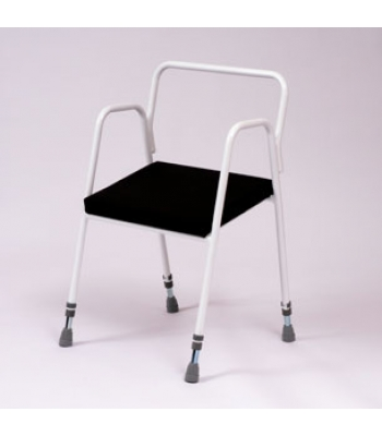 Roma Medical Heavy Duty Perch Stool